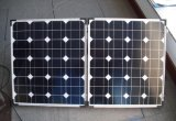 160W Folding Solar Panel Kit for Caravan with 4WD