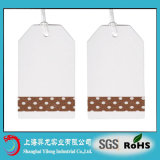 Factory Price Hangtag Sticker for Clothing