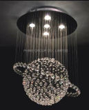 Beautiful Interior Ceiling Lamp with Crystal