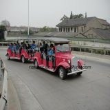 20 Persons Electric Sightseeing Bus with Trailer Rsd-420y