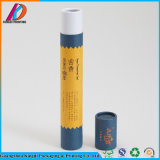 Long Round Paper Packaging Tube for Incense