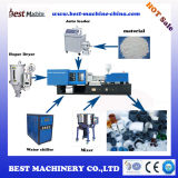 Large Quantity Different Pipe Fittings Injection Molding Making Machine