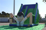 PVC Tarpaulin Funny Giant Inflatable Slide for Children