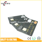 Plastic Sle5542 FM4442 Contact IC Card with Logo Printed