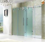 Sanitary Ware Aluminum Profile 1400~1800 mm Width Shower Room with Compartments