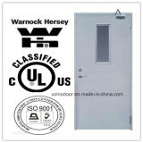 Steel Fire Rated Door with BS476: 22 and UL Certificate