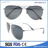 Metal Frame Sunglasses for Man Women with Ce&FDA