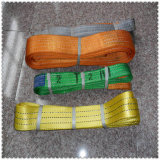Double Ply Polyester Webbing Sling Safety Factor, Heavy Duty Lifting Sling