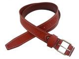Trendy Man Buckle Top Grain Cowhide Leather Belt (RS-Dl044)