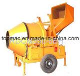 Topmac Brand Cheap Hydraulic Concrete Mixer (JZC350Y)