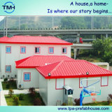 Two Storey EPS Sandwich Panel Prefabricated Housing