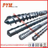 PP Crusher Machine Screw Barrel with High Precision