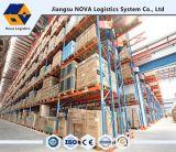 Electriastic Powder Coating Steel Warehouse Pallet Rack