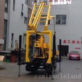 Crawler Type Geotechnical Investigation Drilling Rig (YZJ-200Y)
