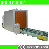 Ce & ISO Pallet Shrink Packing Tunnel Machine