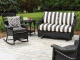 Wf070010 Well Furnir Wicker Rocker Lounge Chair