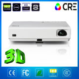 Portable Laser + LED 3D Projector Beam Projectors (X2500)