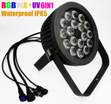 Outdoor 18X18W Rgbwauv Big Power LED PAR Light for Wash