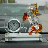 Customer Design Promotion Gift Crystal Clock