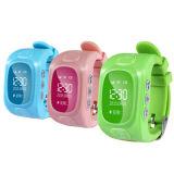 GPS Watch Tracker for Children, Track Step, Health Evaluation Wt50-Ez