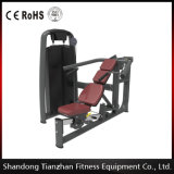 Dual-Founctional Pin Loaded Strength Equipment Adjustable Chest Press Tz-6056/Shandong Tianzhan