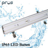 Manufacture IP65 LED Tri-Proof Light 40W with Ce RoHS 3years Warranty