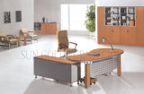 Office Table with Side Table and Drawers (SZ-ODA1002)
