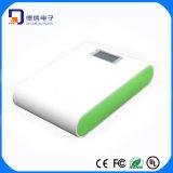 10000mAh LCD Display Power Bank with High Capacity