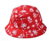 New Fashion Summer Flower Style Bucket Hat