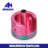 Airsoft Aegs Reinforce CNC Aluminum Cylinder Head for Ver. III