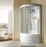 Multi-Functional Integral Steam Shower Room with FM Stereo