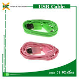 USB Data Cable Line Thickness 4.5mm Colorful USB Charging Cable