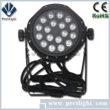 IP65 Outdoor 18X10W RGBW LED PAR Can Light Bulb