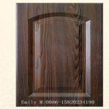 18mm Wooden Grain PVC Kitchen Cabinet Door