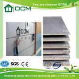 High Density Fireproof Cement Fiber Sheet Wall