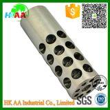 Custom Design Solid Aluminum CNC Machined High Precision CNC Machined Barrel