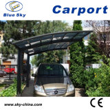 Aluminum and Fiberglass Roof Car Shelter Carport (B800)
