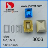 Crystal Point Back Beads Supplier