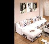 Fashionable Genuine Modern Leather Sofa Set