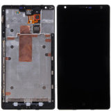 Black Glass LCD Touch Screen Digitizer for Nokia Lumia 1520