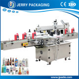 Automatic Food Cosmetic Plastic & Pet Bottle Sticker Label Labeling Machine