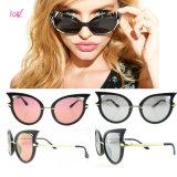 Italian Brand Name Fashion Sunglass Polarized Sunglasses Sun Glasses with Ce/FDA
