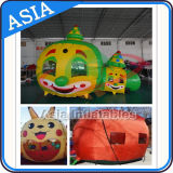 Inflatable Typhoon House with Balloon Inside