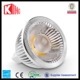 UL/Ru/ETL 38deg Warm White LED MR16 COB Spotlight