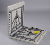 2016 New 4 FT Fold in Half Picnic Table