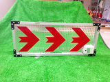 LED Arrow Pointing Direction Traffic Sign