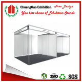 6X6m Self-Build Tension Fabric System Exhibition Booth