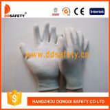 Ddsafety 2017 Nylon Coated PU Working Safety Glove