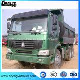 HOWO 6X4 10 Tires Dump Truck