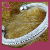 Hot Sale Fashion 925 Silver Bracelet Jewelry (2015 Gus-Cpbl-072)